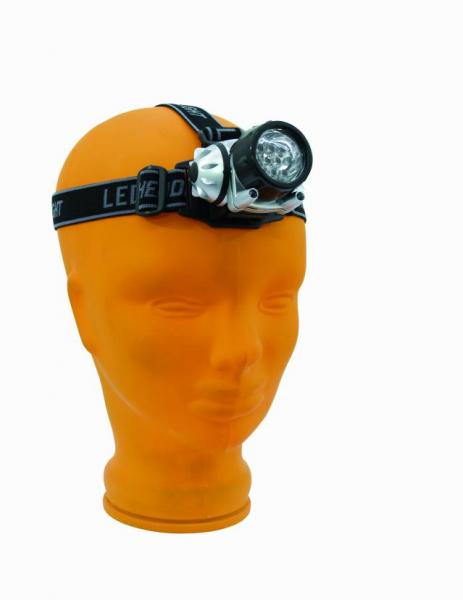 EUROLITE LED head lamp 9 LEDs, LED otsalamppu 9 LEDillä