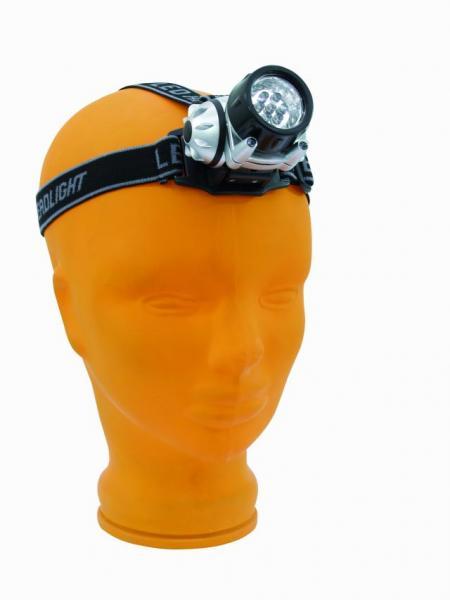 EUROLITE LOPPU!!LED head lamp 12 LEDs, LED otsalamppu 12 LEDillä