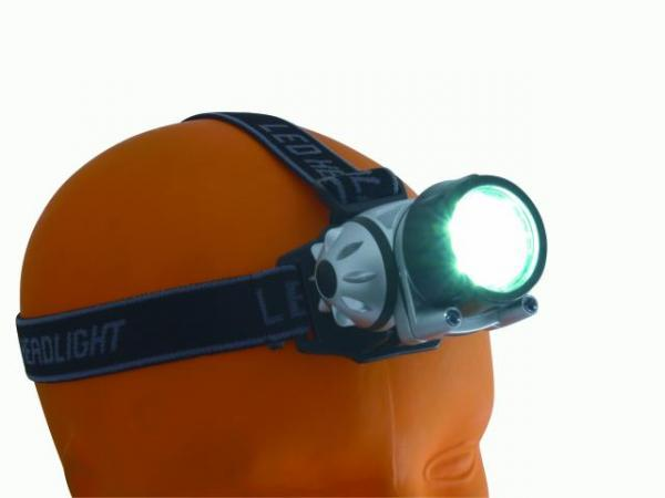 EUROLITE LED head lamp 14 LEDs, LED otsalamppu 14 LEDillä