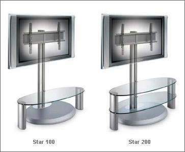 MELICONI Flat Vision Star 200, lattiajal, discoland.fi