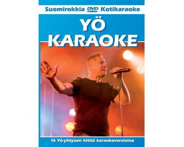KARAOKE DVD Yö Kotikaraoke , discoland.fi