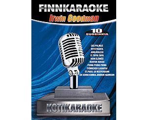 DVD FINNKARAOKE 10 SUOSIKKIA Irwin Goodm, discoland.fi