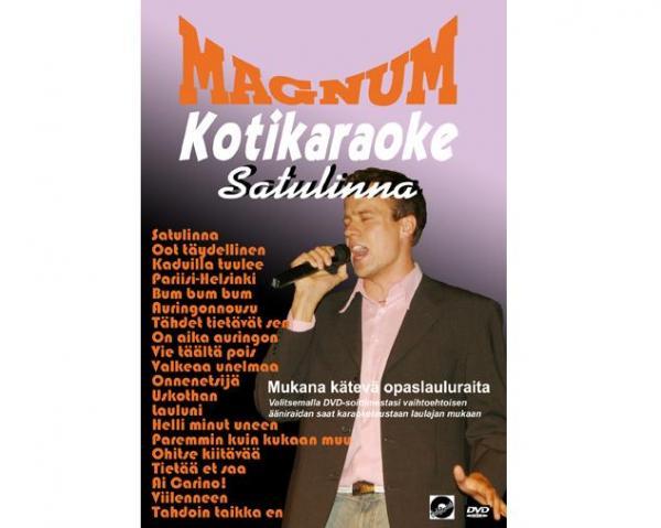 MAGNUM Magnum Kotikaraoke Iskelmä Vol 1, discoland.fi
