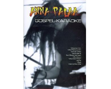 KARAOKE DVD Anna palaa- Gospel Karaoke (, discoland.fi
