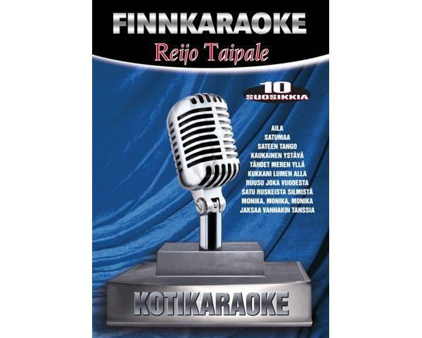 FINNKARAOKE 10 SUOSIKKIA Reijo Taipale -, discoland.fi