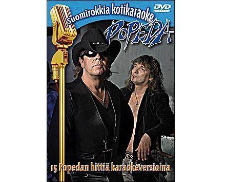 KARAOKE DVD Popeda Kotikaraoke , discoland.fi