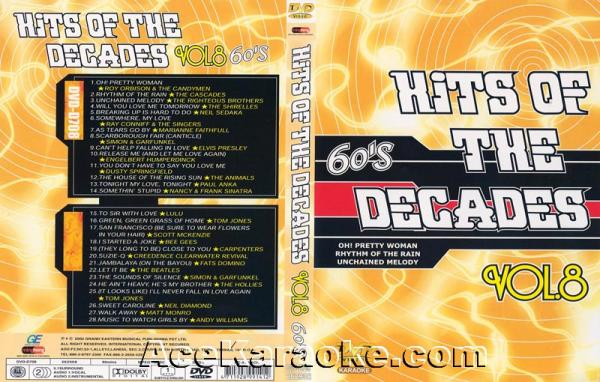 HITS OF THE DECADES 60- Luvun hitit VOL , discoland.fi