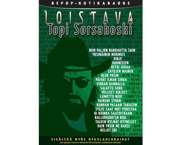 KARAOKE DVD LOPPU!!Bebop Topi Sorsakoski, discoland.fi