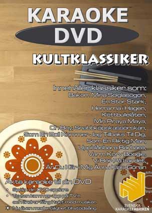 DVD KARAOKE Kultklassiker (DVD), discoland.fi