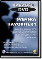 DVD KARAOKE Svenska Favoriter 1 (CDG), discoland.fi