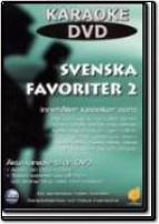 DVD KARAOKE Svenska Favoriter 2 (DVD), discoland.fi