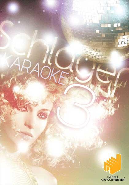DVD KARAOKE Schlagerfavoriter 3 (DVD), discoland.fi