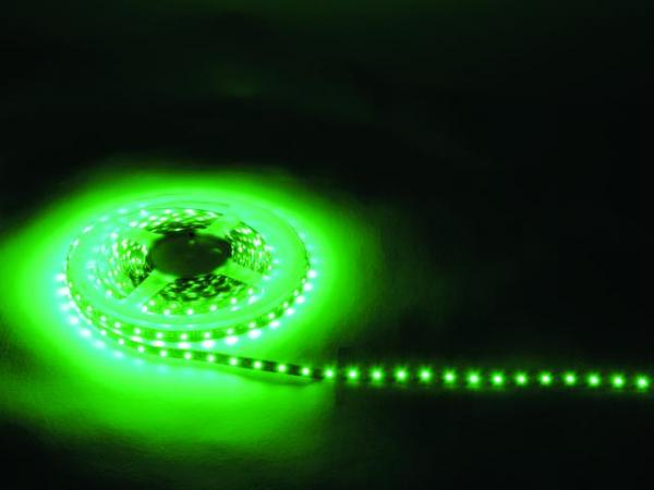 EUROLITE LED Ribbon H 5m 300 LEDs green