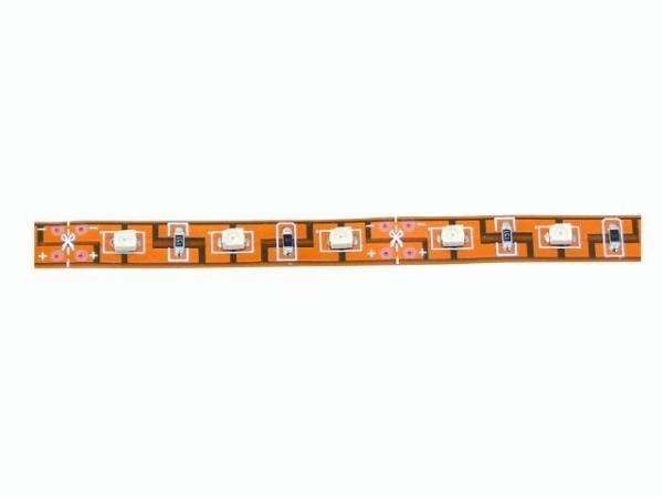 EUROLITE LED Ribbon H 5m 300 LEDs yellow