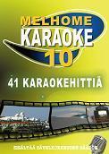 MELHOME Vol 10 KARAOKE DVD Levyllä kapp, discoland.fi