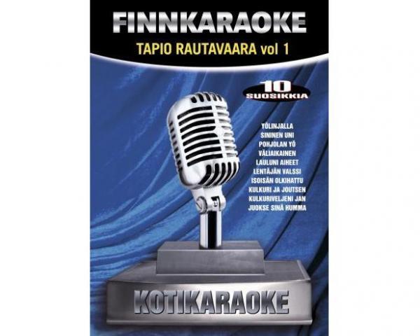 FINNKARAOKE 10 SUOSIKKIA Loppu!!Tapio Ra, discoland.fi