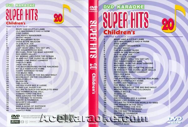 U-BEST Super Hits English Songs Vol. 20 , discoland.fi