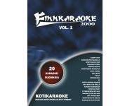 FINNKARAOKE Finnkaraoke 2000 Vol 1 (DVD), discoland.fi
