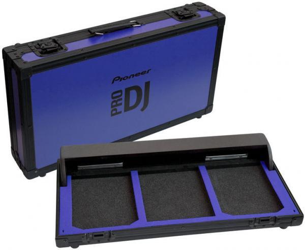 PIONEER PRO-440-FLT Blue Case DJM 400+ 2, discoland.fi