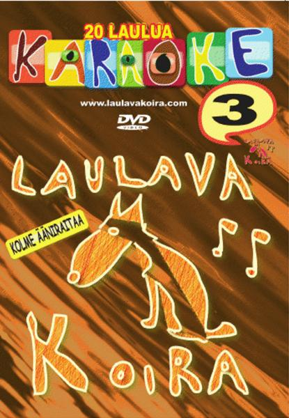 LAULAVAKOIRA Vol 3 Kotikaraoke DVD Levyl, discoland.fi