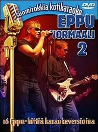 KARAOKE DVD Eppu Normaali Kotikaraoke 2 , discoland.fi