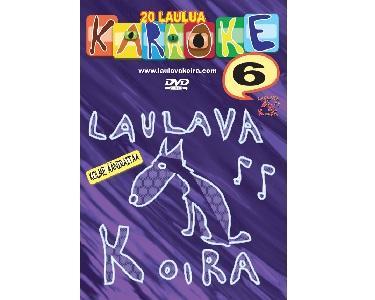 LAULAVAKOIRA LOPPU!!Laulavakoira 6 Kotik, discoland.fi