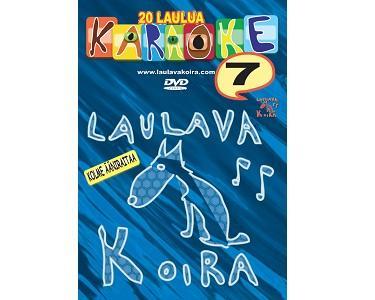 LAULAVAKOIRA Laulavakoira 7 Kotikaraoke., discoland.fi