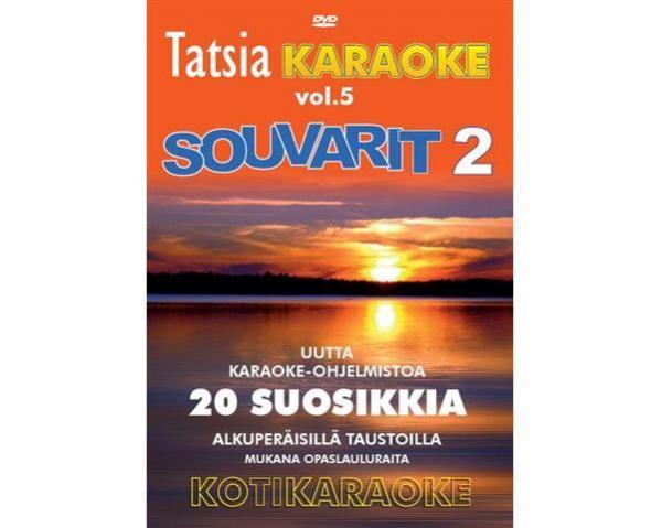 TATSIA Kotikaraoke Vol 5 - Souvarit 2 ka, discoland.fi
