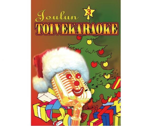KARAOKE DVD Joulun Toivekaraoke Vol. 3, discoland.fi