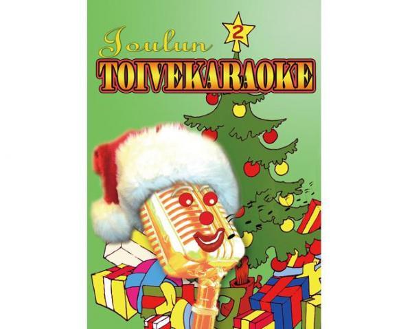 KARAOKE DVD Joulun Toivekaraoke Vol. 2, discoland.fi