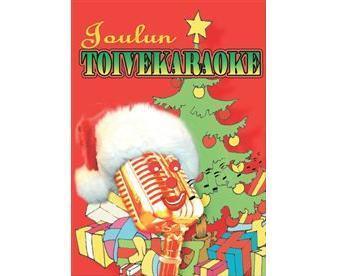 KARAOKE DVD Joulun Toivekaraoke Vol. 1, discoland.fi