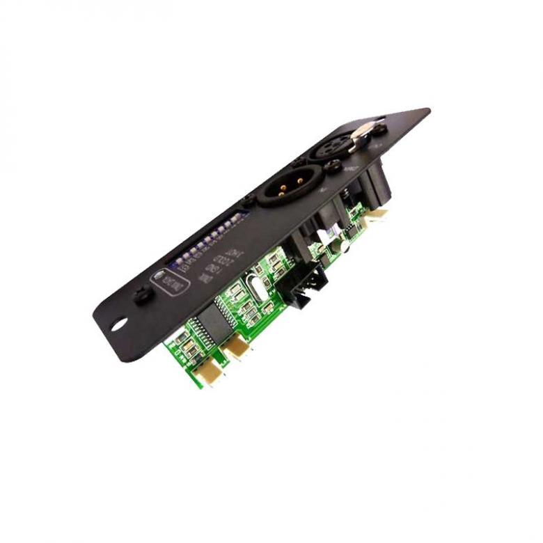 MARTIN DMX interface For Magnum 1200 hz, Kytke Magnum 1200 savukone suoraan DMX ään tällä laitteella.