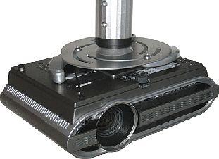 NEWSTAR BEAMER-C200 Kattokiinnike 8-98cm, Silver