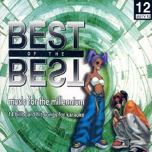 KARAOKE DVD POISTUNUT TUOTE...................Best of the Best 12