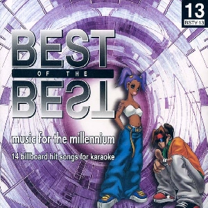 KARAOKE DVD POISTUNUT TUOTE...................Best of the Best 13