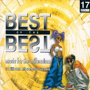 KARAOKE DVD POISTUNUT TUOTE...................Best Of The Best 17