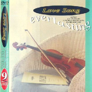 KARAOKE DVD POISTUNUT TUOTE...................Everlasting Love Song Vol. 9