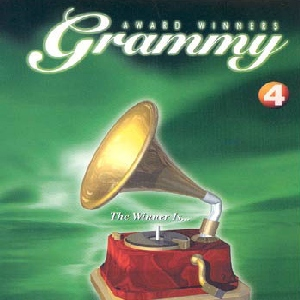 KARAOKE DVD POISTUNUT TUOTE...................Grammy Award Winners Vol. 4