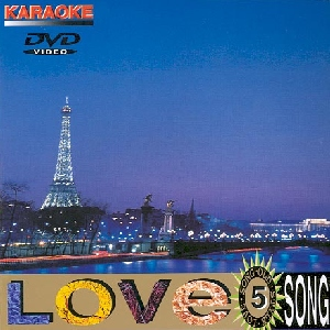 KARAOKE DVD Old Style Love Song Vol. 5, discoland.fi