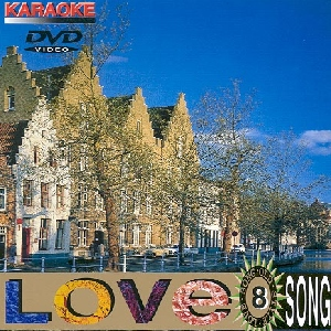 KARAOKE DVD Old Style Love Song Vol. 8, discoland.fi
