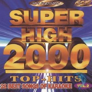 KARAOKE DVD POISTUNUT TUOTE..................Super High 2000 Vol. 2