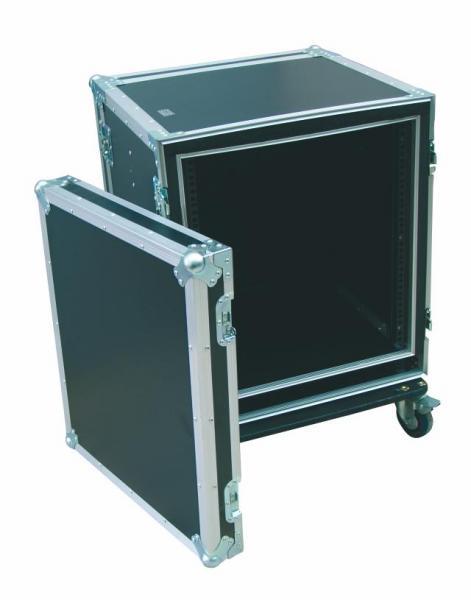 OMNITRONIC Amplifier rack SPWS-8 8U, ant, discoland.fi