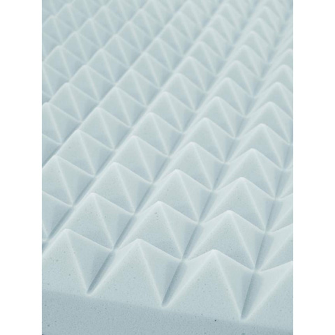 OMNITRONIC Acoustic foam ht 70mm 100 x 100cm