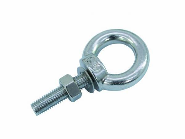 OMNITRONIC Eye bolt M12/50mm, stainless , discoland.fi