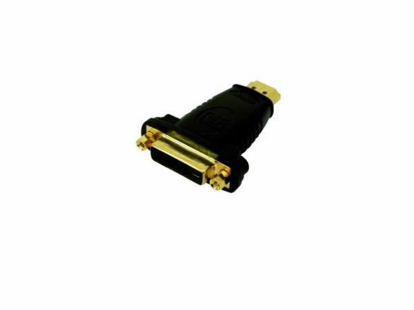 OMNITRONIC Adapter connector HDMI female/DVI male