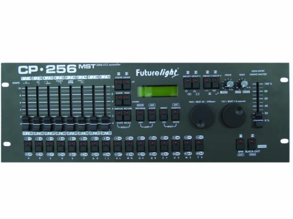 FUTURELIGHT CP-256 MST controller 16bit