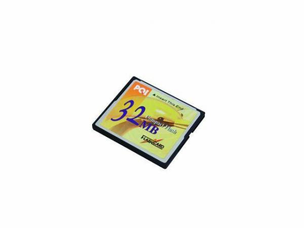 EUROLITE Memory Card CF for Stage Control