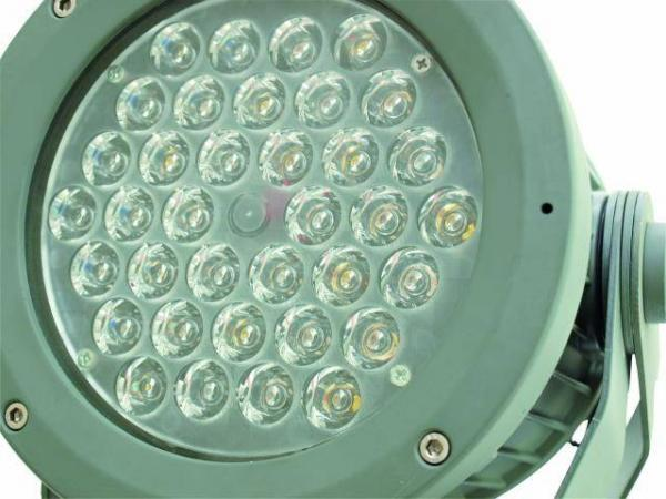 FUTURELIGHT OCC-36 K2 3W RGB IP65, Ultra-flexible LED outdoor color changer