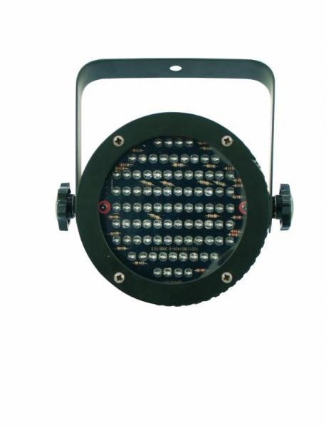 EUROLITE LED PS-36 10mm LEDs RGB spot 30°, Compact spot with 36 high-power LEDs