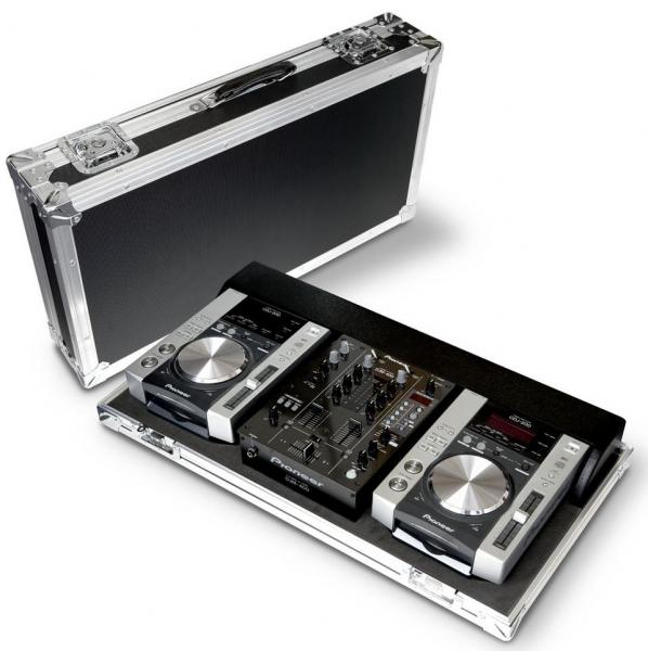 PIONEER PRO-420-FLT Case DJM 400+ 2x CDJ, discoland.fi